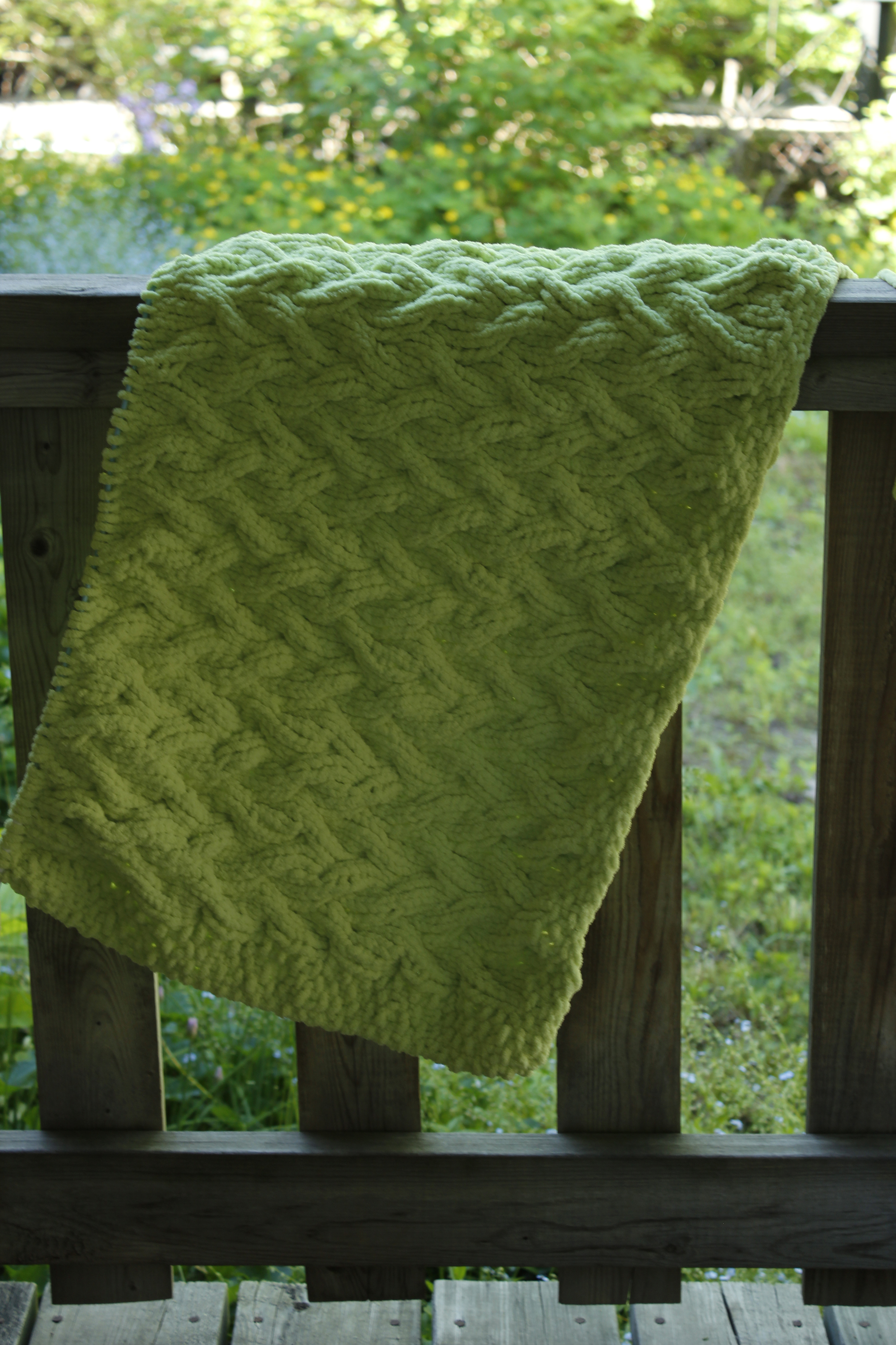 WavesBabyBlanket